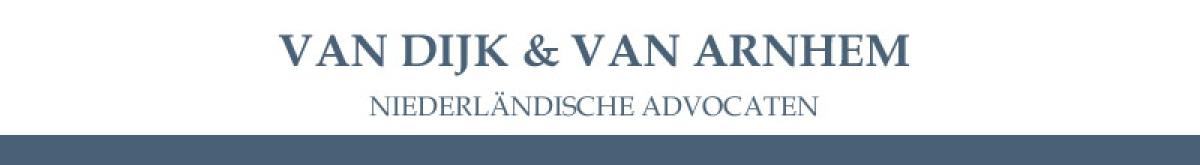 Van Dijk & Van Arnhem Advocaten (Rechtsanwalt Niederlande)